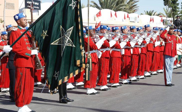 El servicio militar vuelve a ser obligatorio en Marruecos