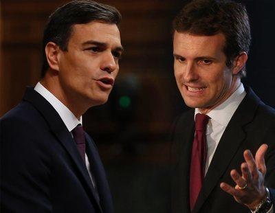PSOE y PP, empate técnico si hoy hubiese elecciones