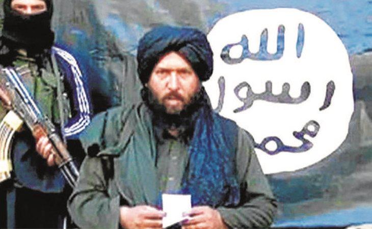 Abú Saad Orakzai, líder yihadista del Daesh en Afganistán