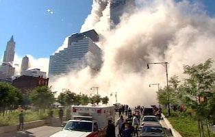 Sale a la luz un impactante vídeo inédito del 11-S