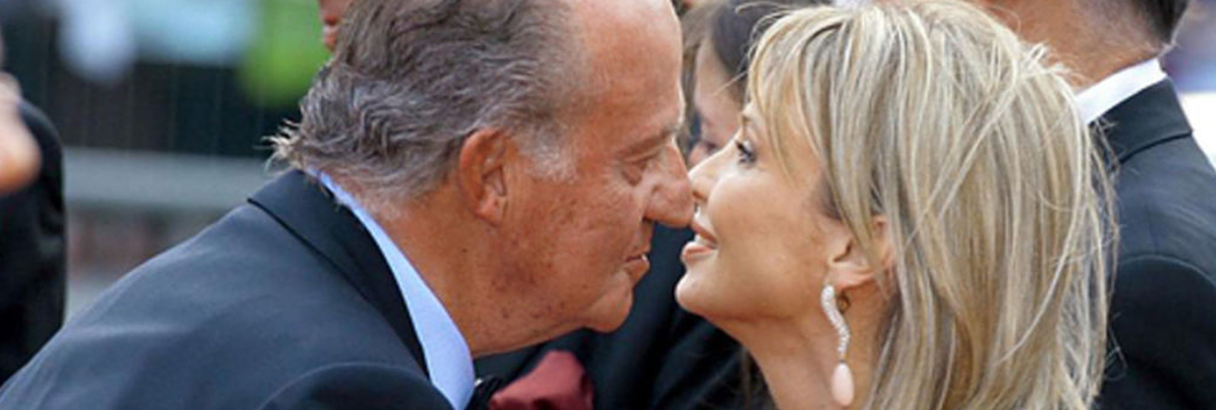 Corinna viajó en 2007 a Arabia Saudí como representante de Juan Carlos I
