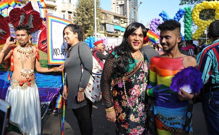 India despenaliza la homosexualidad definitivamente