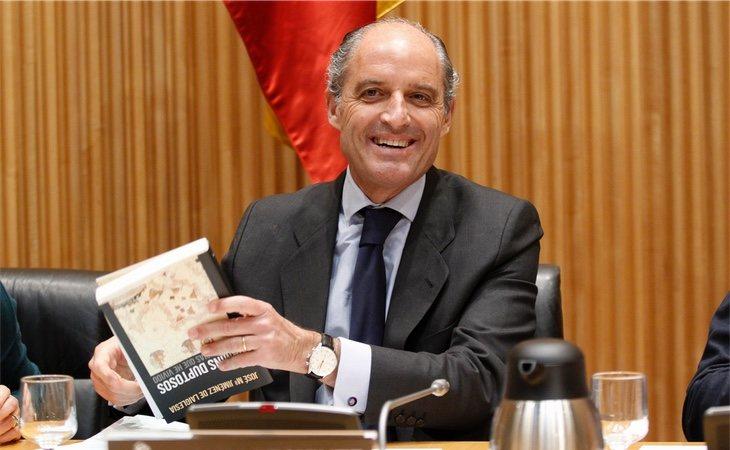 Francisco Camps presidió la Comunidad Valenciana desde 2003 a 2011