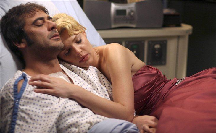 La muerte de Denny Duquette marcó el final de la segunda temporada de 'Anatomía de Grey'