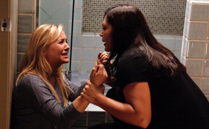 Arizona Robbins nunca superó la amputación de su pierna y le costó su relación con Callie Torres en 'Anatomía de Grey'
