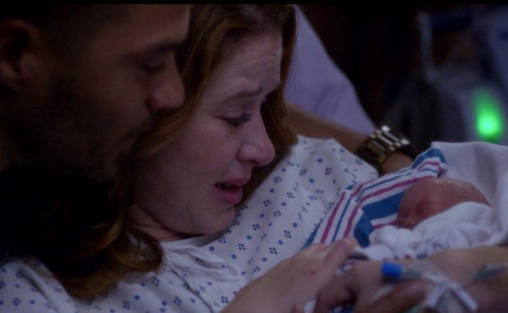 April Kepner y Jackson Avery pierden a su primer hijo en 'Anatomía de Grey'