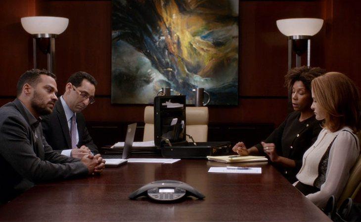 Duro divorcio de April Kepner y Jackson Avery en 'Anatomía de Grey'