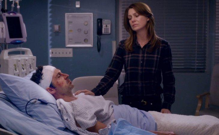 Derek Shepherd muere en 'Anatomía de Grey' a causa de una negligencia médica