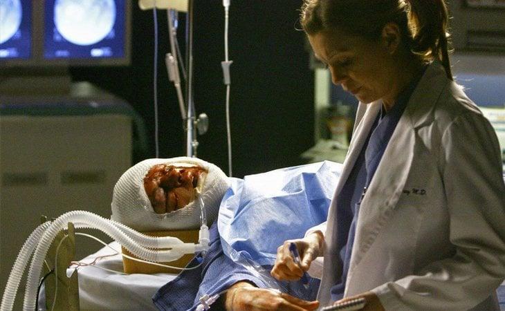 George O'Malley dio su vida por salvar a una mujer en 'Anatomía de Grey'