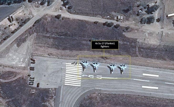 Base militar rusa en Latakia, Siria
