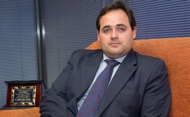 Francisco Núñez es alcalde de Almansa