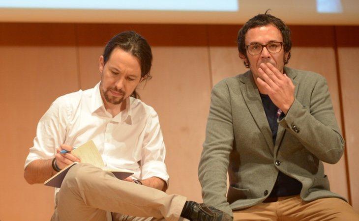 El alcalde de Cádiz, José María González Kichi y el líder de Podemos se han mostrado favorables al acuerdo