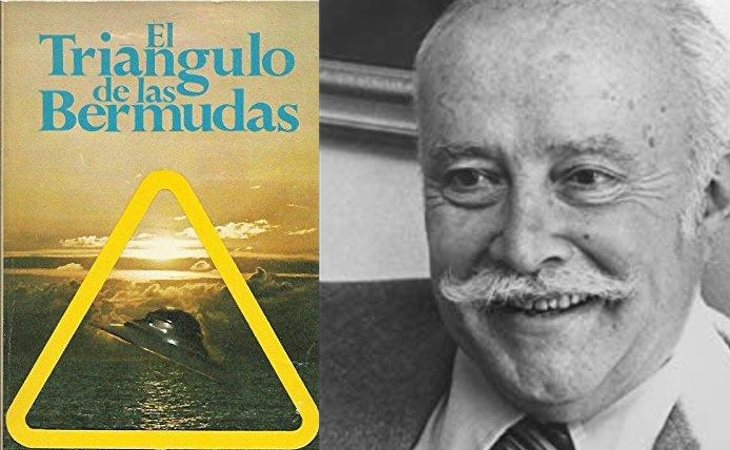 Charles Berlitz escribió el best-seller 'El Triángulo de las Bermudas'