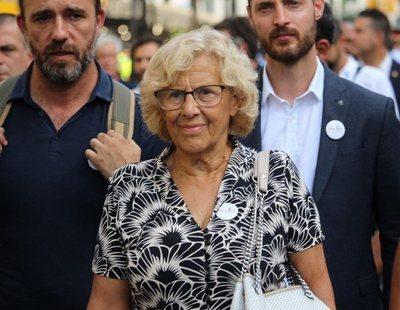 Carmena se presentará a la reelección ¿Quiénes serán sus rivales? ¿Acabará la legislatura?