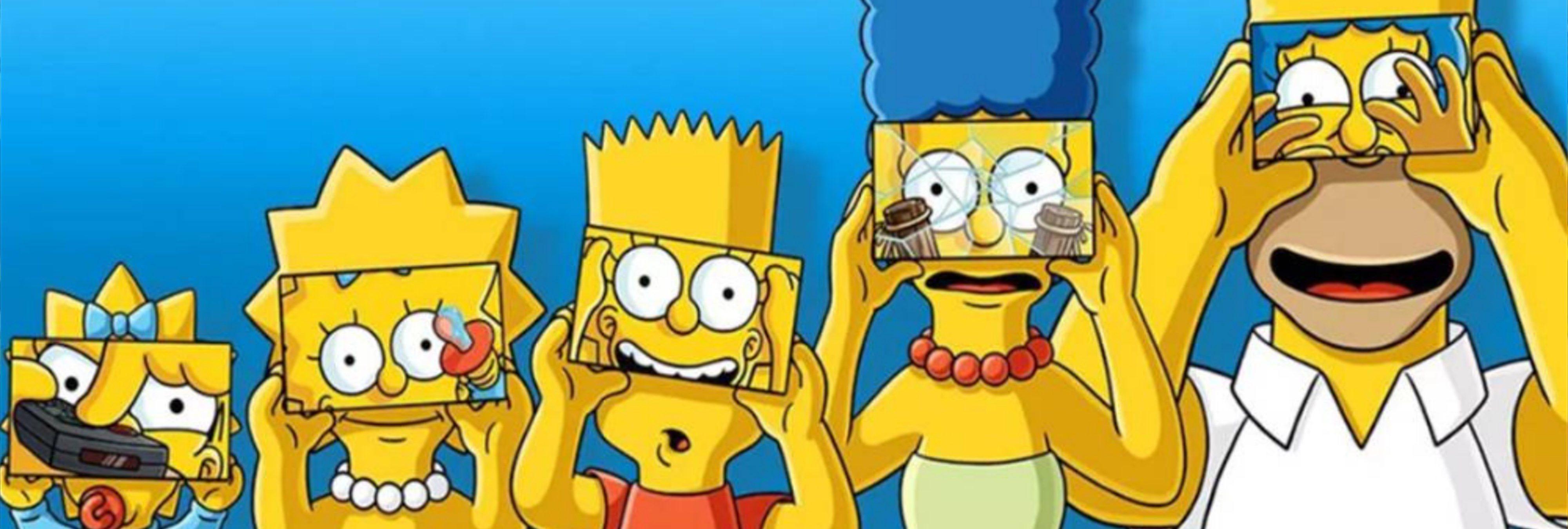 El enorme fallo en 'Los Simpsons' que ha pasado desapercibido durante 20 años