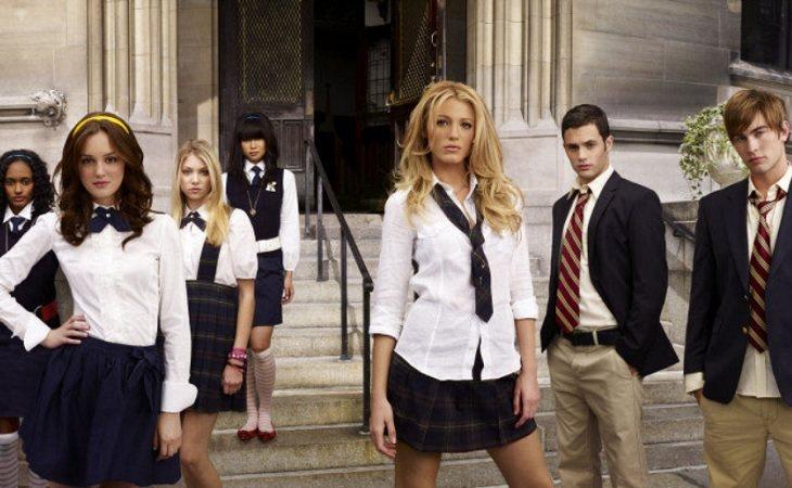 Rostros protagonistas de 'Gossip Girl'
