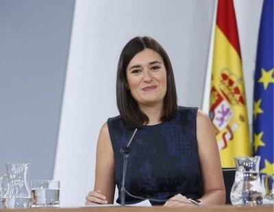 La ministra de Sanidad obtuvo un máster en la Rey Juan Carlos lleno de irregularidades
