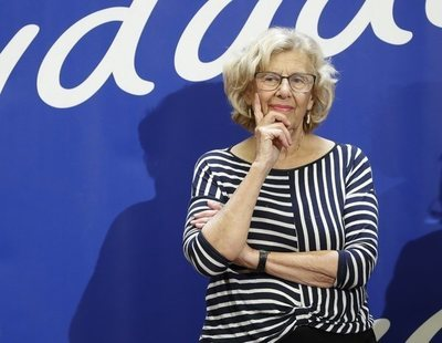 Manuela Carmena anuncia oficialmente su candidatura para mantener la alcaldía de Madrid