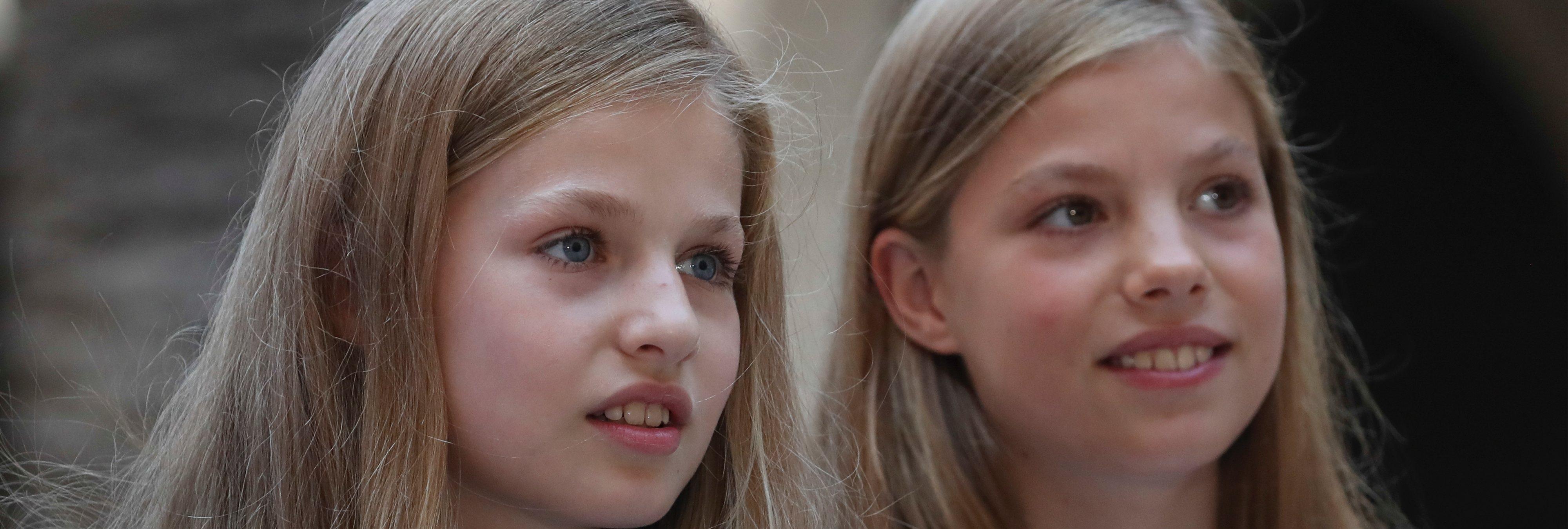 No, ni la princesa Leonor ni la infanta Sofía cobran un sueldo