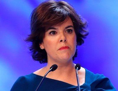 Soraya Sáenz de Santamaría abandona la política