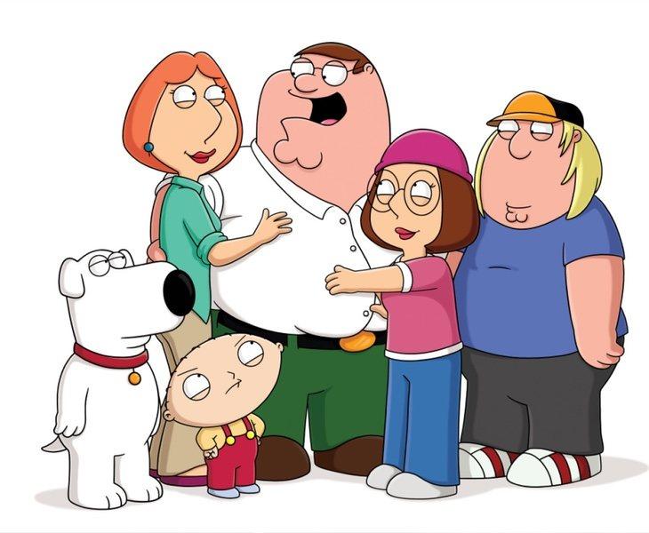 Los actores que podrían protagonizar una versión de 'Padre de familia' en carne y hueso