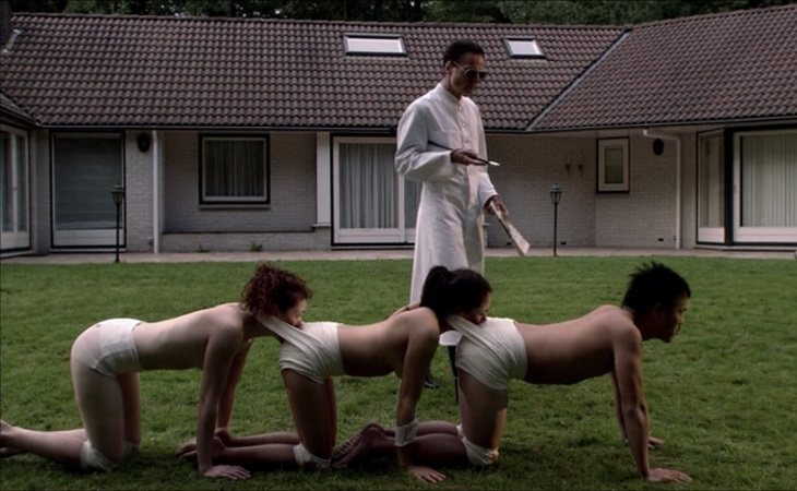 'The Human Centipede (First Sequence)', de Tom Six
