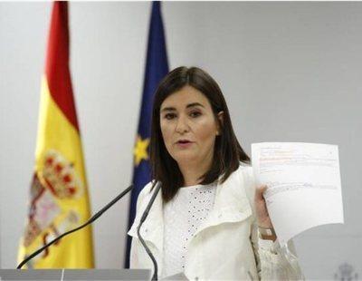 Las notas de Carmen Montón, ministra de Sanidad, fueron manipuladas tras acabar el máster