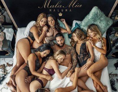 """Maluma, sobre 'Mala Mía': """"Mis amigos, muertos de envidia y las feministas dándome caña"""""""