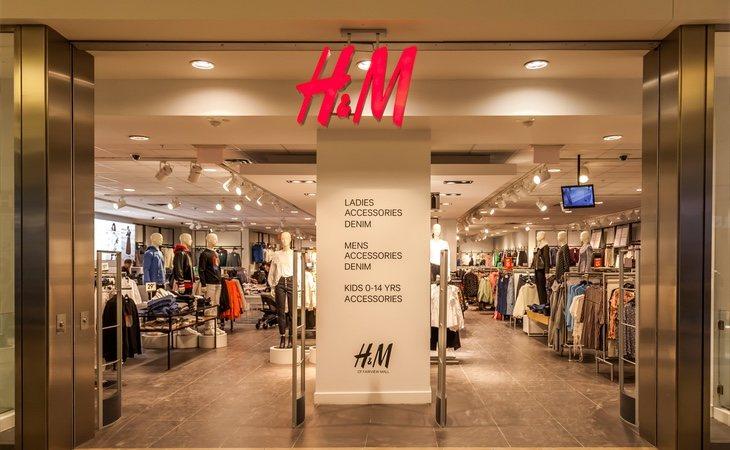 H&M almacena durante 14 meses todos los datos de los clientes que se conectan al Wifi de sus tiendas