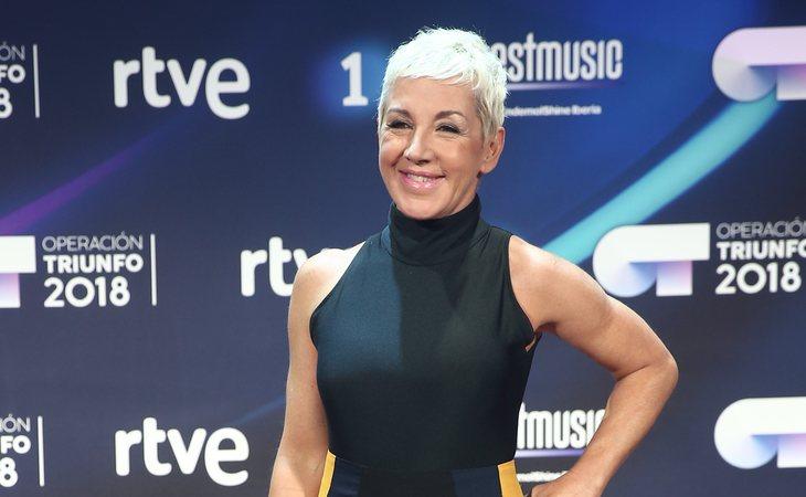 Ana Torroja ocupará el puesto de Mónica Naranjo
