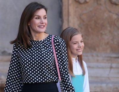 La Reina Letizia al natural: así luce cuando no lleva maquillaje