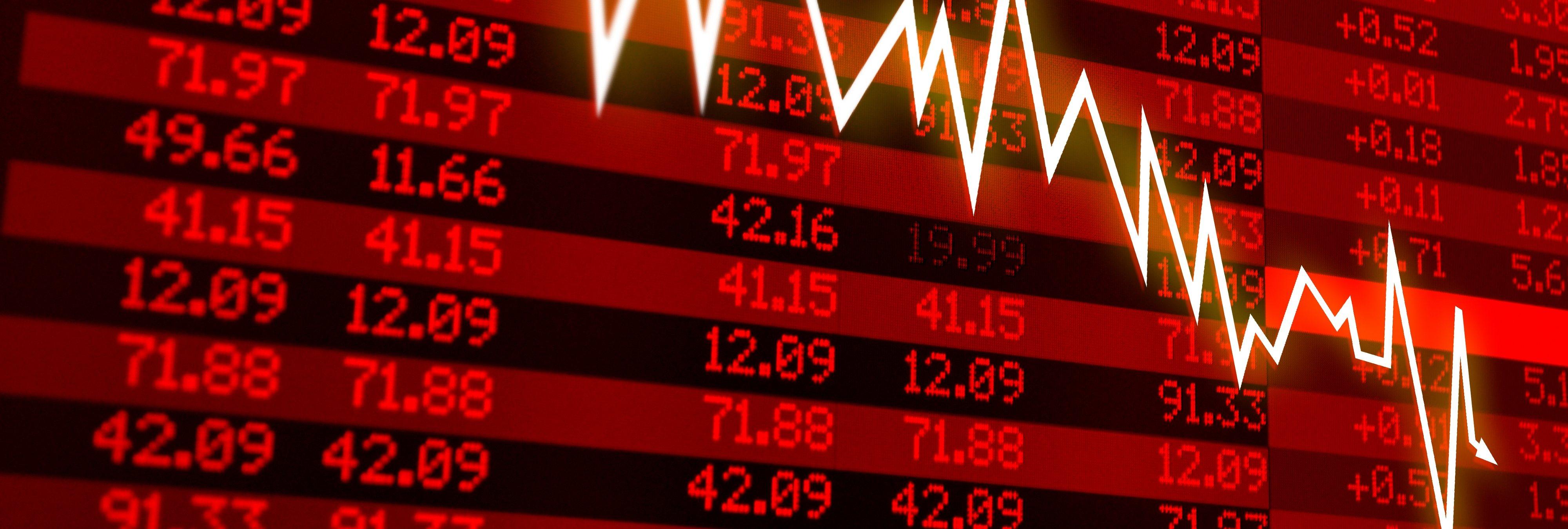 La siguiente crisis será peor que la de 2008 y nos estamos acercando, según los expertos