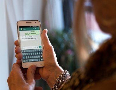 Dos años de prisión en España por compartir en WhatApp una conversación de su novio