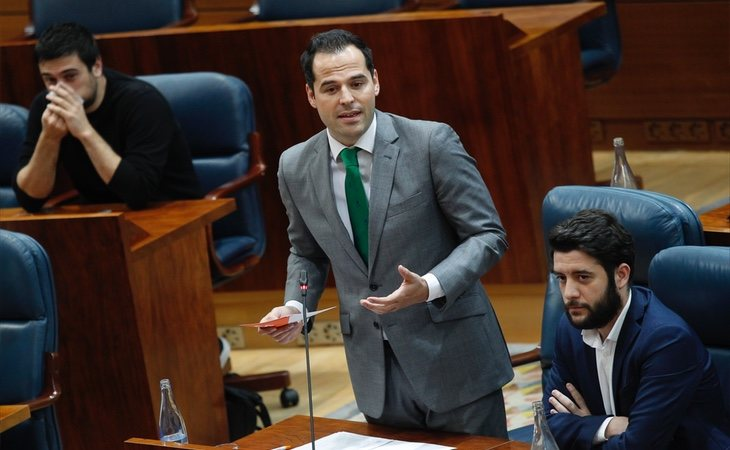 Ignacio Aguado ha asegurado que el PSOE se gasta el dinero público en
