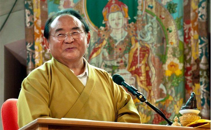 El maestro budista acusado de abusos sexuales, Sogyal Rimpoché