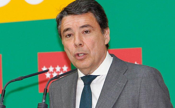 Ignacio González, expresidente de la Comunidad de Madrid, imputado en el Caso Lezo