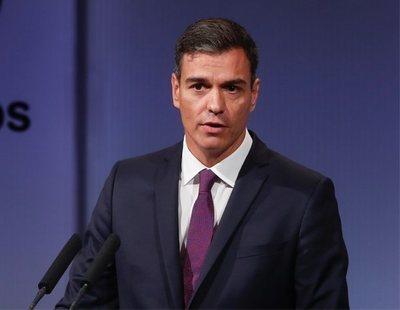 Pedro Sánchez propone una reforma exprés de la Constitución para suprimir los aforamientos