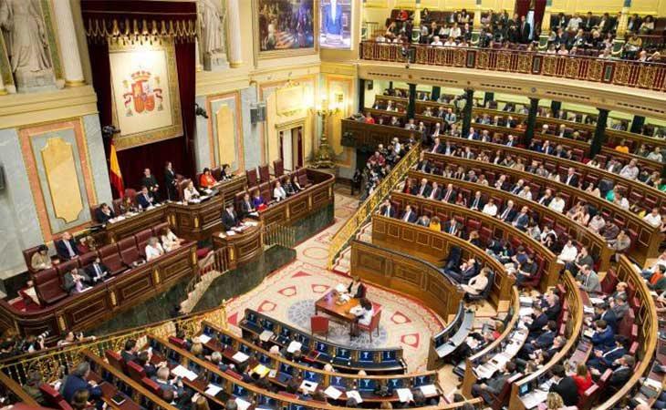 El Congreso de los Diputados debatirá sobre los aforamientos