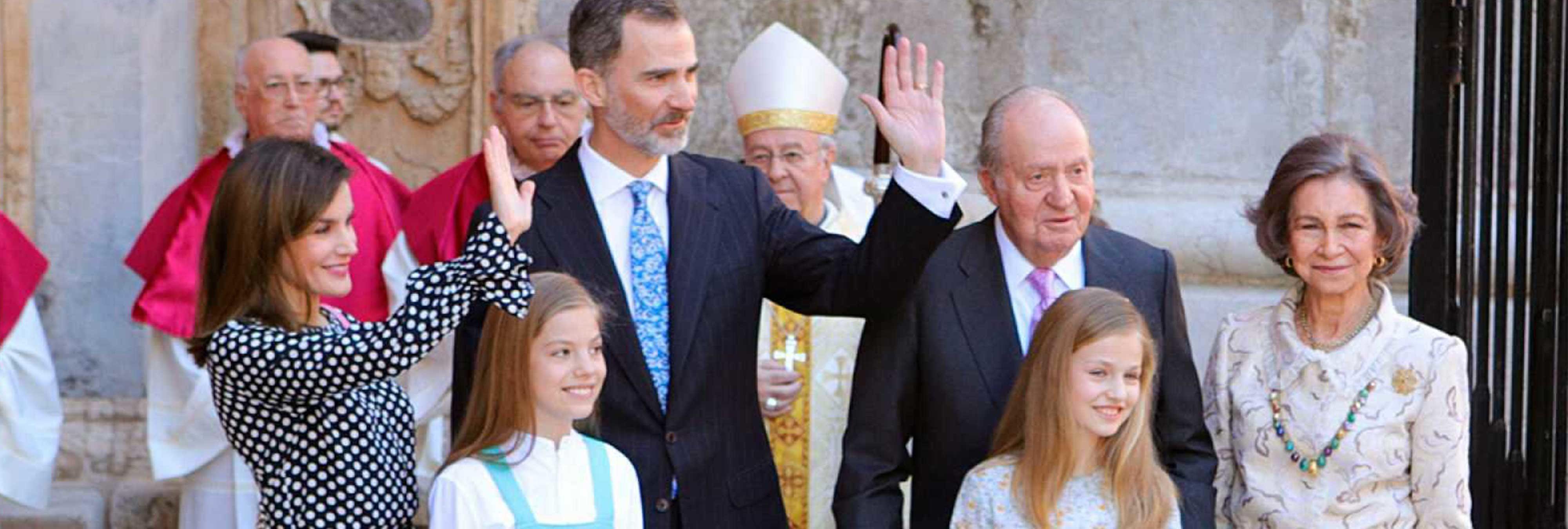 El PSOE se niega a suprimir la inviolabilidad de la Familia Real