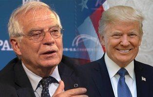 Borrell asegura que Trump le sugirió un muro en el Sáhara para frenar la inmigración