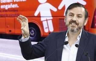 El autobús del odio multiplicó por siete las donaciones a Hazte Oír
