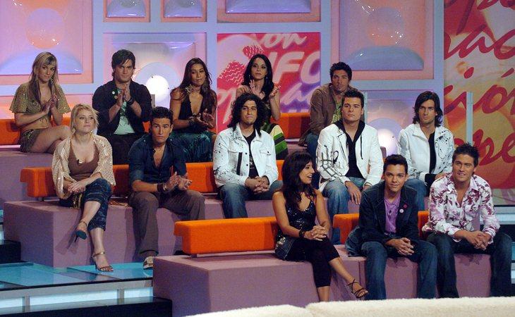 Concursantes de 'OT 2005'