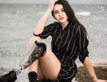 Chiara Bordi, la primera Miss italiana con una pierna biónica