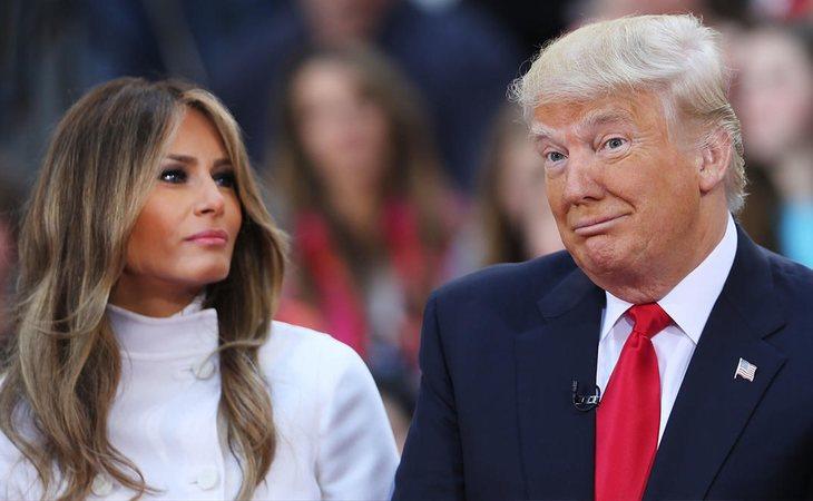 Donald Trump habría tenido la aventura con Stormy Daniels estando casado con Melania