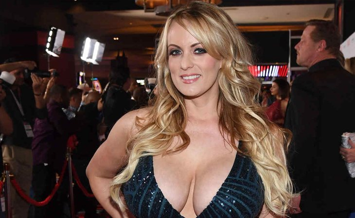 La actriz porno Stormy Daniels