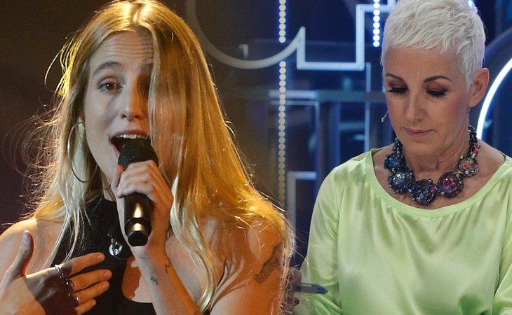 Las redes señalaron a Ana Torroja de la mano de María Villar