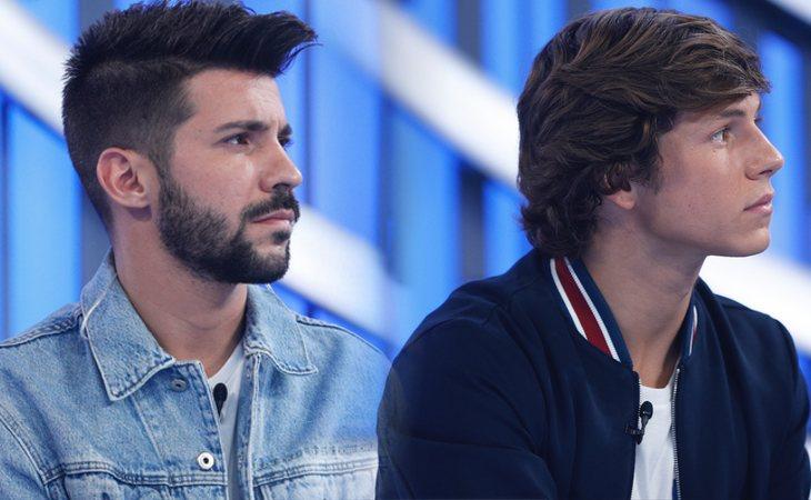 Rodrigo y Luis no consiguen entrar a 'OT 2018'