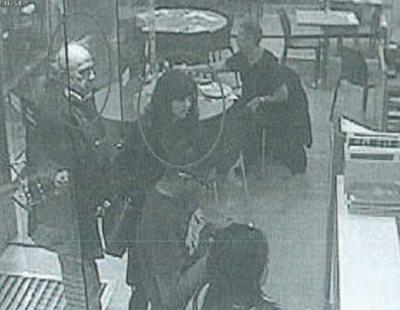 Las imágenes de la reunión en la que se conspiró el Caso Máster