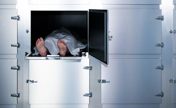 El joven polaco despertó en una nevera de la morgue