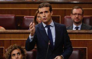 El Tribunal Supremo rechaza investigar a Pablo Casado a pesar de las peticiones de la Audiencia de Madrid